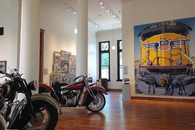 Clarinda Carnegie Art Museum, Clarinda, United States