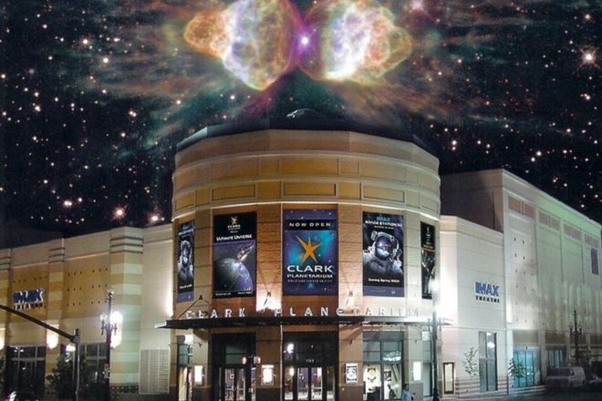 Clark Planetarium, Salt Lake City, United States