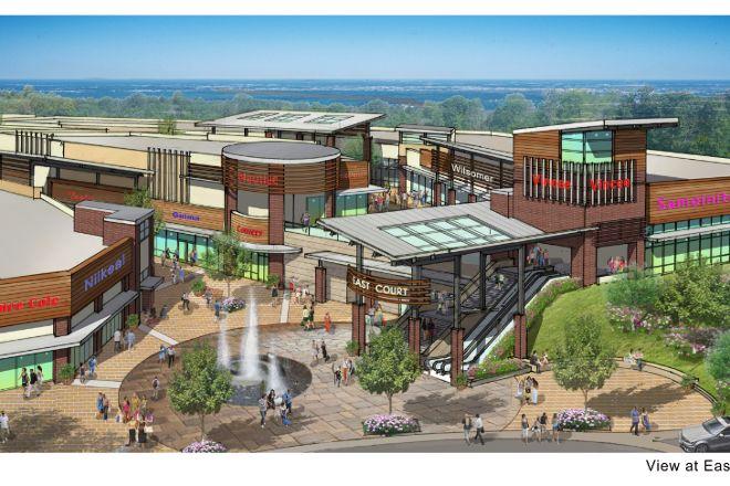 Clarksburg Premium Outlets, Clarksburg, United States