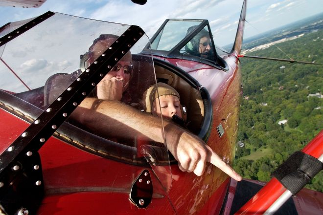 Classic Biplane Tours, Louisville, United States