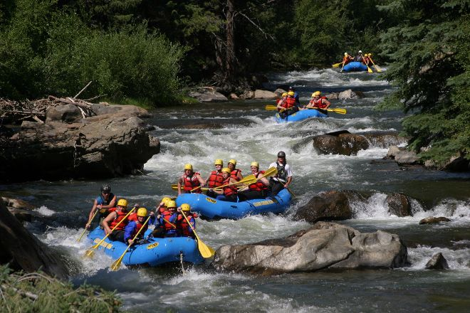 Clear Creek Rafting Company, Idaho Springs, United States