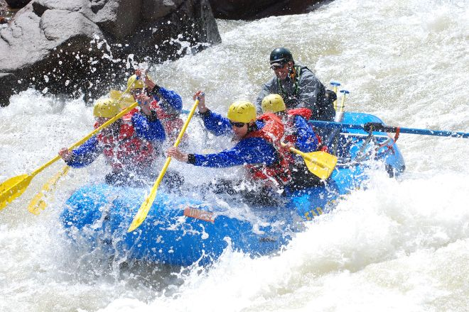 Clear Creek Rafting Company, Cañon City, United States