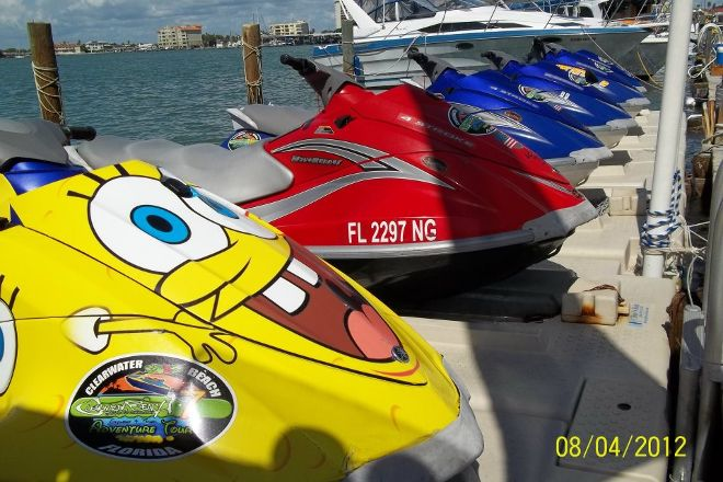 Clearwater Beach Jet Ski  Rentals and Guided Tours, Clearwater, United States