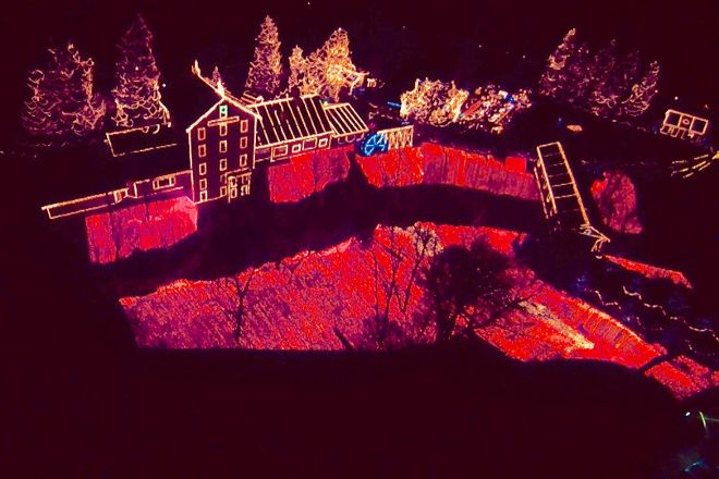 Clifton Mill, Clifton, United States