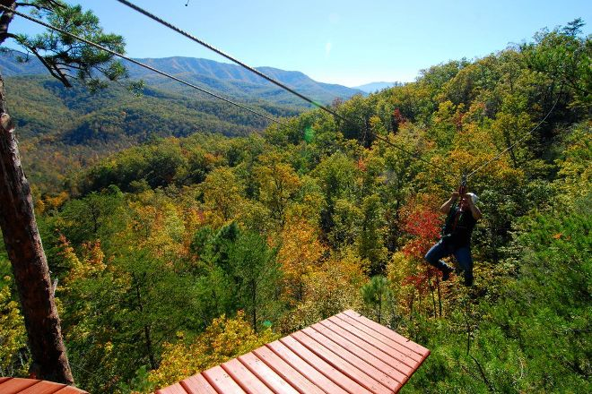 CLIMB Works Smoky Mountains, Gatlinburg, United States