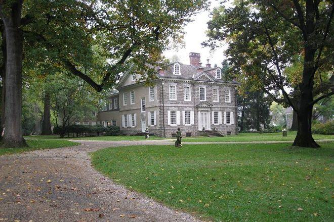 Cliveden, Philadelphia, United States