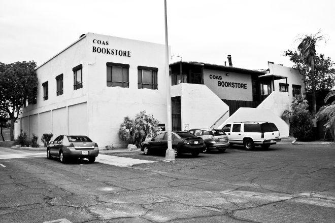 COAS Books, Las Cruces, United States