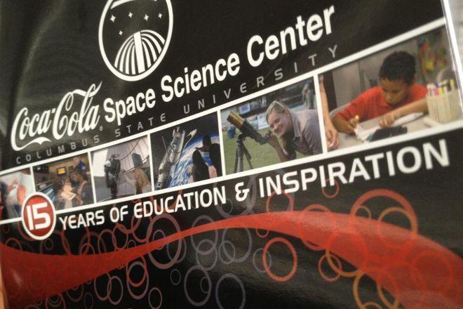 Coca-Cola Space Science Center, Columbus, United States