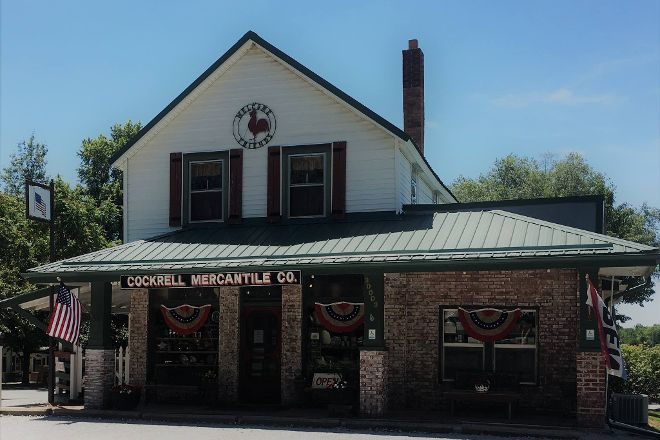 Cockrell Mercantile Company, Lee's Summit, United States
