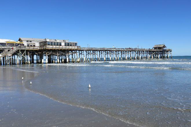 Cocoa Beach Pier, Cocoa Beach, United States