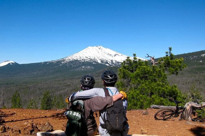 Cog Wild Mountain Bike Tours, Bend, United States