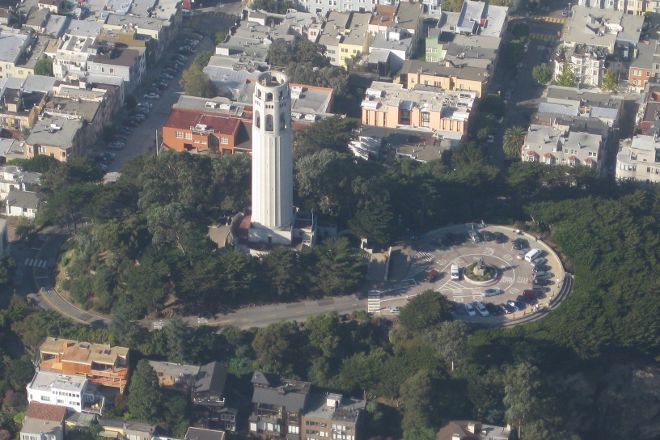 Coit Tower, San Francisco, United States