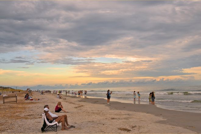 Coligny Beach, Hilton Head, United States