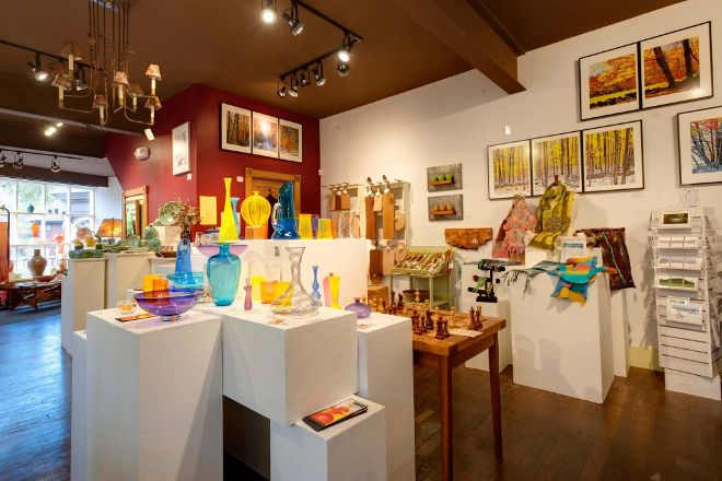 Collective, the art of craft, Woodstock, United States