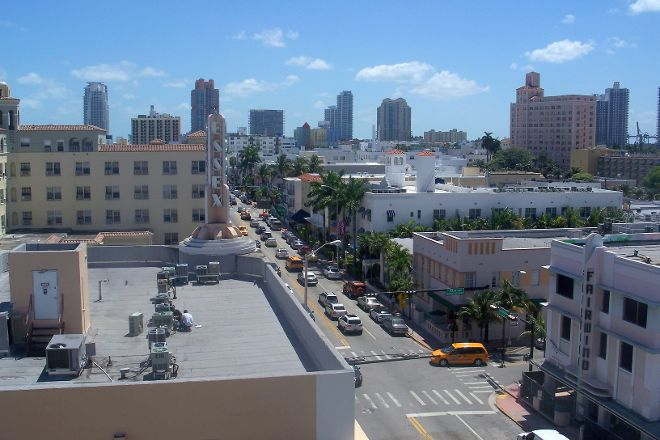 Collins Avenue, Miami Beach, United States