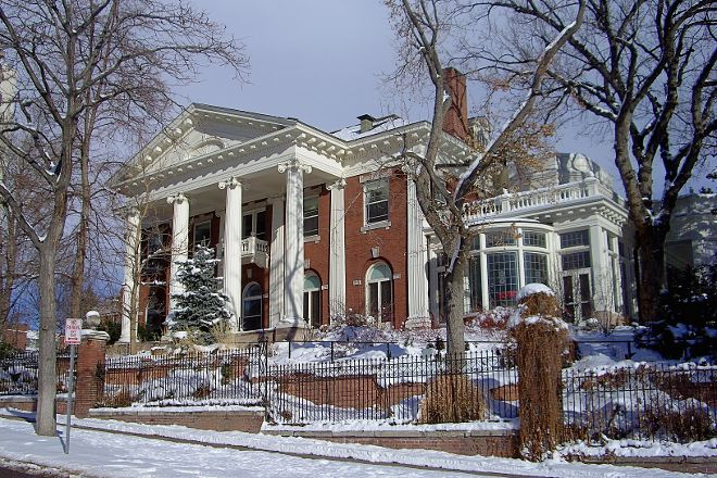 Colorado Governor's Mansion, Denver, United States