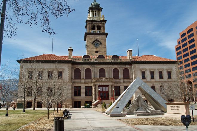 Colorado Springs Pioneers Museum, Colorado Springs, United States