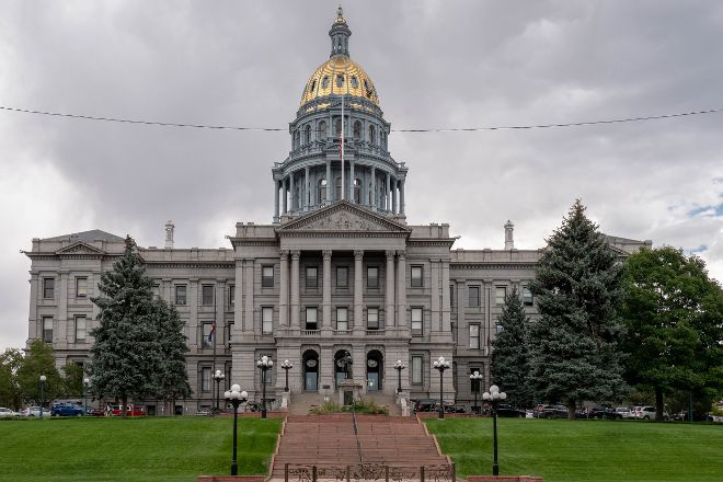 Colorado State Capitol, Denver, United States