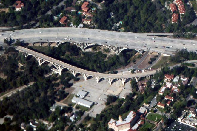 Colorado Street Bridge, Pasadena, United States