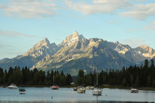 Colter Bay Village, Grand Teton National Park, United States