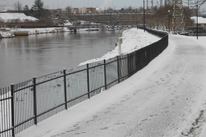 Columbia Canal and Riverfront Park, Columbia, United States