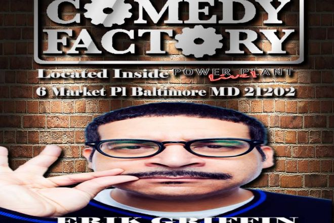 Comedy Factory, Baltimore, United States