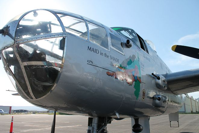 Commemorative Airforce Museum, Heber City, United States