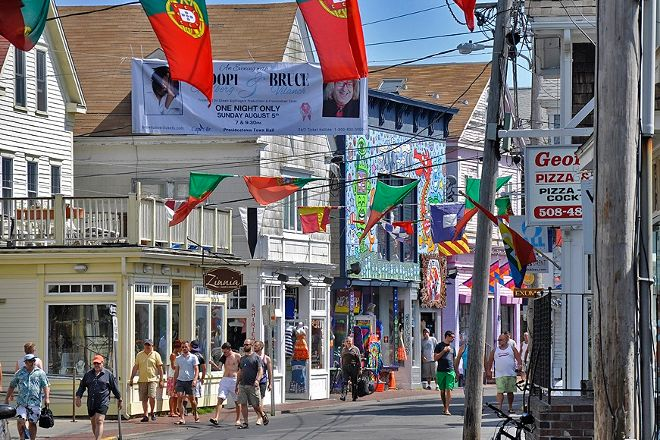 Commercial Street, Provincetown, United States