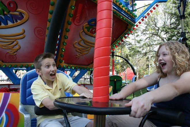 Como Town Amusement Park, Saint Paul, United States