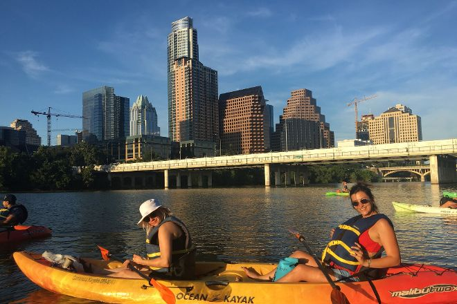 Congress Avenue Kayaks, Austin, United States