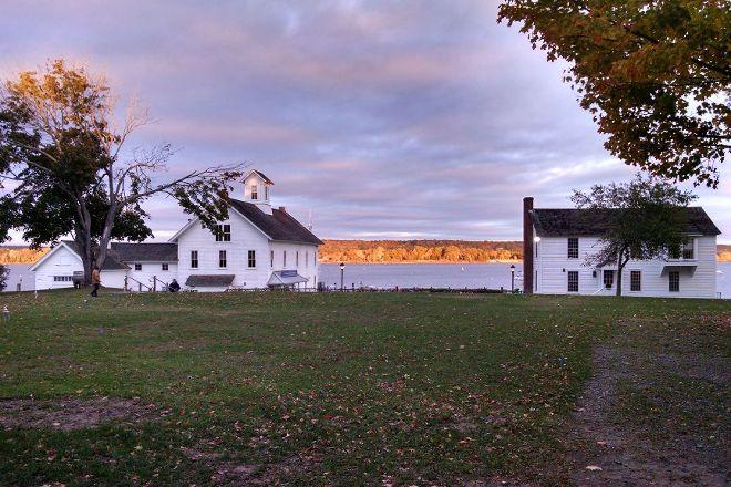Connecticut River Museum, Essex, United States