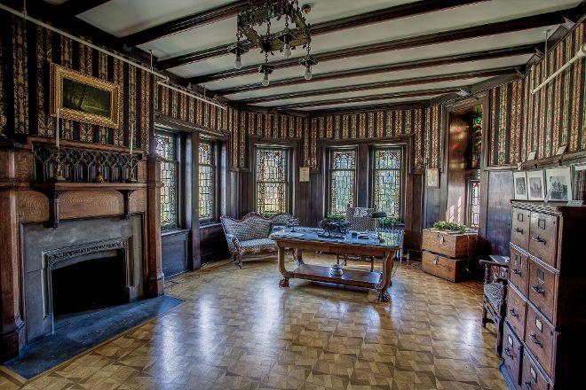 Conrad-Caldwell House Museum (Conrad's Castle), Louisville, United States