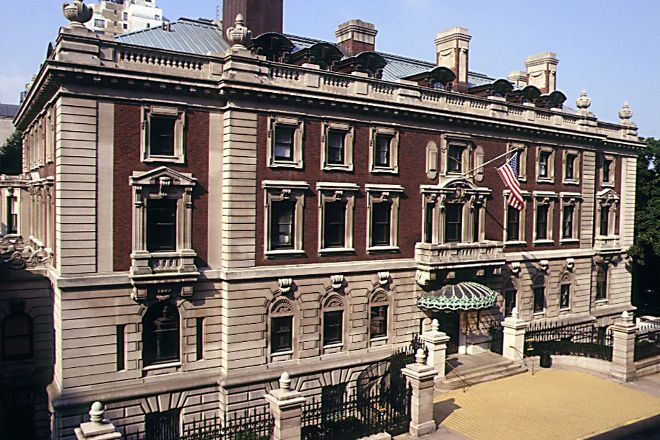 Cooper Hewitt, Smithsonian Design Museum, New York City, United States