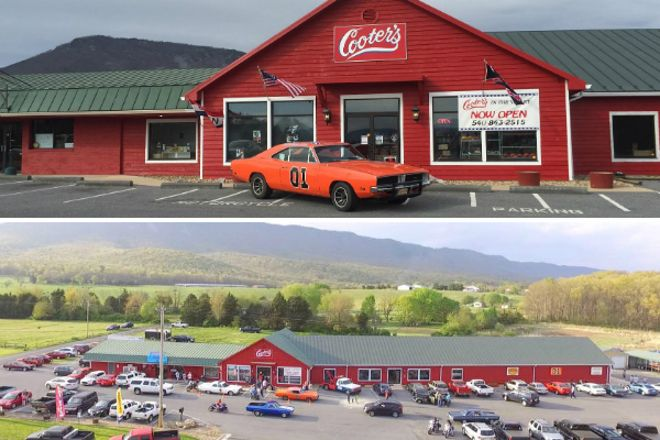 Cooter's in Luray, Luray, United States