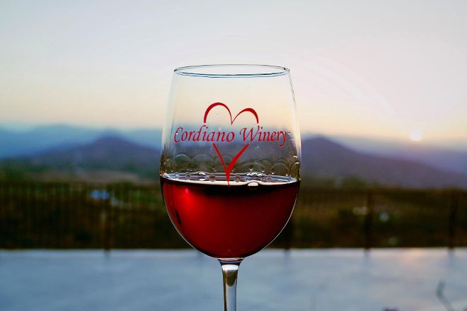 Cordiano Winery, Escondido, United States