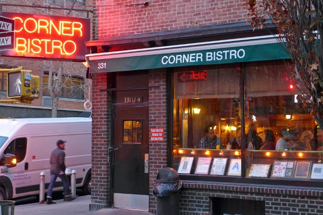 Corner Bistro, New York City, United States