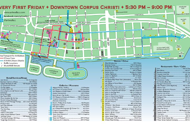 Corpus Christi Downtown Seawall, Corpus Christi, United States