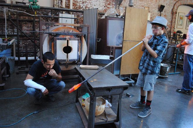 Corradetti Glassblowing Studio & Gallery, Baltimore, United States