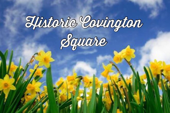 Covington's Historic Square, Covington, United States
