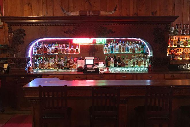 Cowboy Bar, Meeteetse, United States