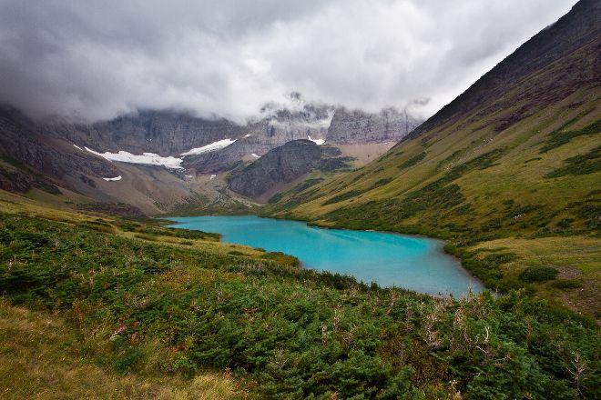 Cracker Lake Hike, Glacier National Park, United States