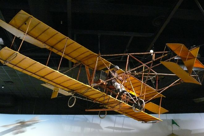 Cradle of Aviation Museum, Garden City, United States