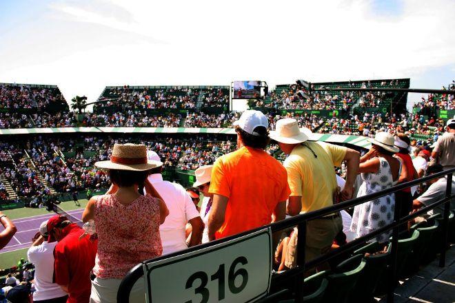 Crandon Park Tennis Center, Key Biscayne, United States