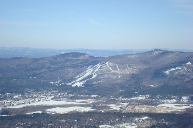 Cranmore Mountain Resort, North Conway, United States