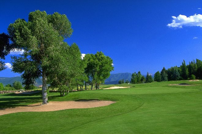 Homestead Golf Club, Midway, United States