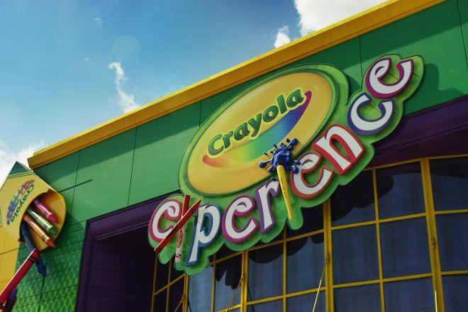 Crayola Experience Plano, Plano, United States