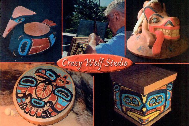Crazy Wolf Studio, Ketchikan, United States