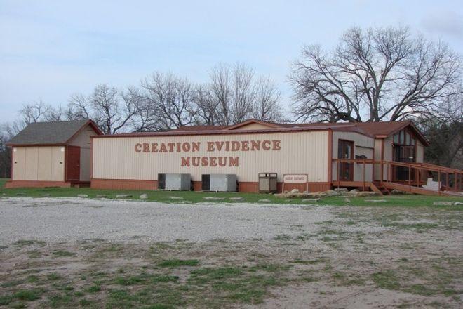 Creation Evidence Museum, Glen Rose, United States