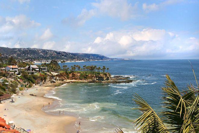 Crescent Bay Beach, Laguna Beach, United States