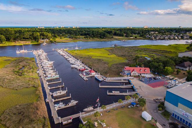 Cricket Cove Marina, Little River, United States